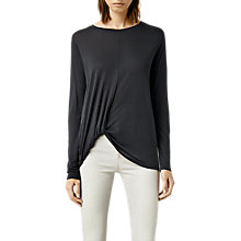 Buy AllSaints Cann Long Sleeve T-Shirt Online at johnlewis.com