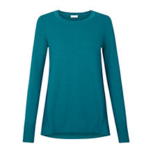 Buy Hobbs Kerry Sweater, Jewel Blue Online at johnlewis.com