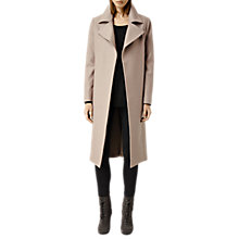 Buy AllSaints Iya Coat Online at johnlewis.com