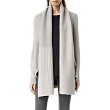 Buy AllSaints Link Cardigan Online at johnlewis.com