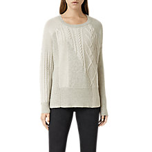 Buy AllSaints Link Jumper Online at johnlewis.com