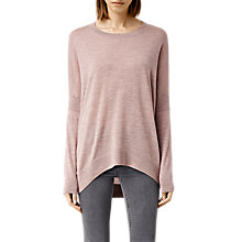 Buy AllSaints Wool New Wave Jumper Online at johnlewis.com