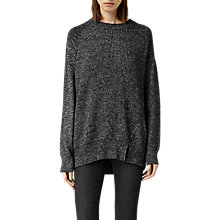 Buy AllSaints Diverse Jumper Online at johnlewis.com