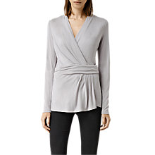 Buy AllSaints Nova Top Online at johnlewis.com