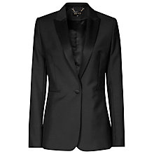 Buy Reiss Tuxedo Jacket, Black Online at johnlewis.com