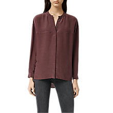 Buy AllSaints Helle Shirt Online at johnlewis.com