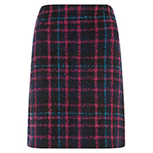 Buy Hobbs Rayna Skirt, Pink Multi Online at johnlewis.com