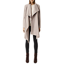 Buy AllSaints City Monument Coat Online at johnlewis.com