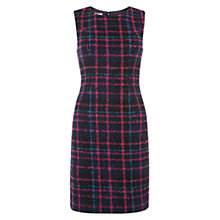 Buy Hobbs Rayna Dress, Pink Multi Online at johnlewis.com