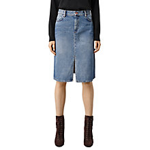 Buy AllSaints Charlie High Waist Skirt Online at johnlewis.com