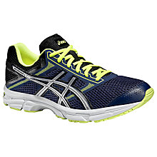 Buy Asics GEL-TROUNCE 3 Men's Running Shoes, Indigo Blue Online at johnlewis.com