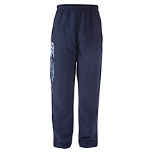 Buy Canterbury of New Zealand Uglies Open Hem Stadium Tracksuit Bottoms, Navy Online at johnlewis.com
