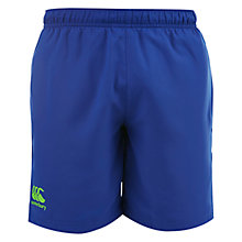 Buy Canterbury of New Zealand Boys Vapodri Woven Shorts, Blue/Green Online at johnlewis.com