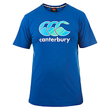 Buy Canterbury of New Zealand Short Sleeve Training Jersey Top, Navy Online at johnlewis.com