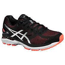 Buy Asics GT-2000 4 Running Shoes, Flash Coral/Black Online at johnlewis.com