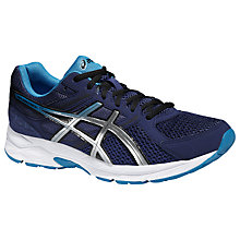 Buy Asics GEL-CONTEND 3 Men's Running Shoes, Deep Colbalt/Methyl Blue Online at johnlewis.com