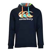 Buy Canterbury of New Zealand Uglies Hoodie, Blue/Multi Online at johnlewis.com