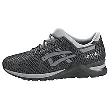 Buy Asics Tiger GEL-Lyte Evo Women's Trainers, Black Online at johnlewis.com