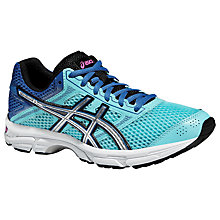Buy Asics GEL-TROUNCE 3 Women's Running Shoes, Turquoise/Silver Online at johnlewis.com