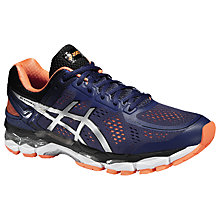 Buy Asics GEL-Kayano 22 Men's Structured Running Shoes, Deep Cobalt Online at johnlewis.com