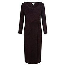 Buy East Mohair Maxi Coatigan, Plum Online at johnlewis.com
