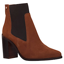 Buy Kurt Geiger Dellow Cheslea Style Ankle Boots Online at johnlewis.com
