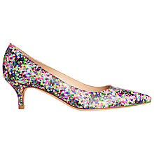 Buy L.K. Bennett Minu Court Shoes, Multi Leather Online at johnlewis.com