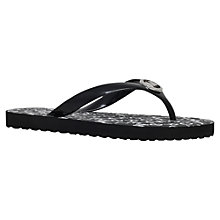 Buy MICHAEL Michael Kors Flip Flops Online at johnlewis.com