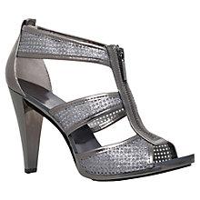 Buy MICHAEL Michael Kors Berkley Zip Front Court Shoes Online at johnlewis.com