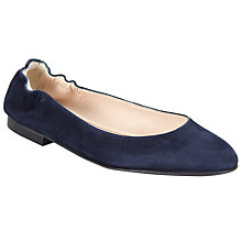 Buy John Lewis Arya Flat Ballerina Pumps Online at johnlewis.com