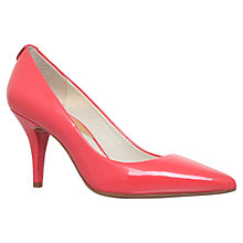 Buy MICHAEL Michael Kors Flex Pump Court Shoes, Salmon Online at johnlewis.com