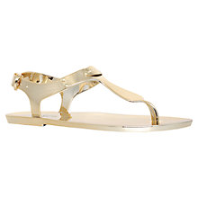 Buy MICHAEL Michael Kors Plate Jelly Sandals Online at johnlewis.com