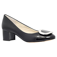Buy MICHAEL Michael Kors Pauline Block Heeled Pumps Online at johnlewis.com