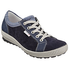 Buy John Lewis Designed for Comfort Lace Up Forest Trainers Online at johnlewis.com
