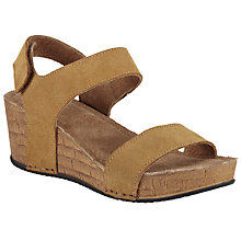 Buy John Lewis Designed for Comfort Keable Wedge Heeled Sandals Online at johnlewis.com