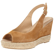 Buy John Lewis Koraline Wedge Heeled Sandals Online at johnlewis.com