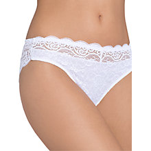 Buy Triumph Amourette 300 Tai Briefs Online at johnlewis.com