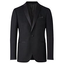 Buy Jigsaw Bloomsbury Slim Fit Evening Dinner Jacket, Black Online at johnlewis.com