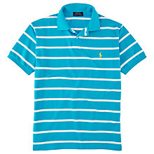 Buy Polo Ralph Lauren Striped Polo Shirt Online at johnlewis.com