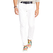 Buy Polo Ralph Lauren Varick Slim Straight Jeans Online at johnlewis.com
