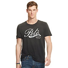 Buy Polo Ralph Lauren Short Sleeve Crew Neck T-shirt Online at johnlewis.com