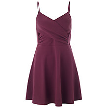 Buy Miss Selfridge Petite Skater Dress Online at johnlewis.com