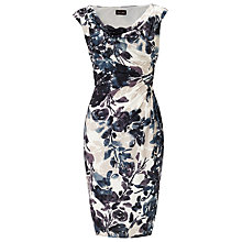 Buy Phase Eight Floral Print Gwen Dress, Multi Online at johnlewis.com