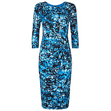 Buy Damsel in a dress Aya Print Dress, Blue Online at johnlewis.com