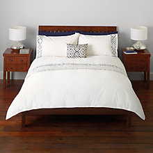 Buy John Lewis Tuaisha Duvet Cover and Pillowcase Set Online at johnlewis.com