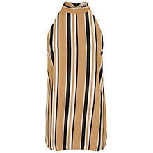 Buy Miss Selfridge Varied Stripe Tunic Top, Multi Online at johnlewis.com