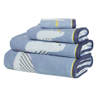 John Lewis Cheeky Gull Towels