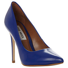 Buy Steve Madden Pronto High Stiletto Heeled Court Shoes Online at johnlewis.com