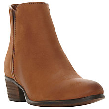 Buy Steve Madden Nitro Block Heeled Ankle Boots Online at johnlewis.com