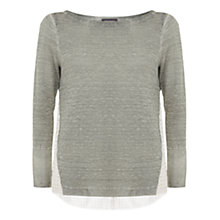 Buy Mint Velvet Brodrais Knit Jumper, Multi Online at johnlewis.com